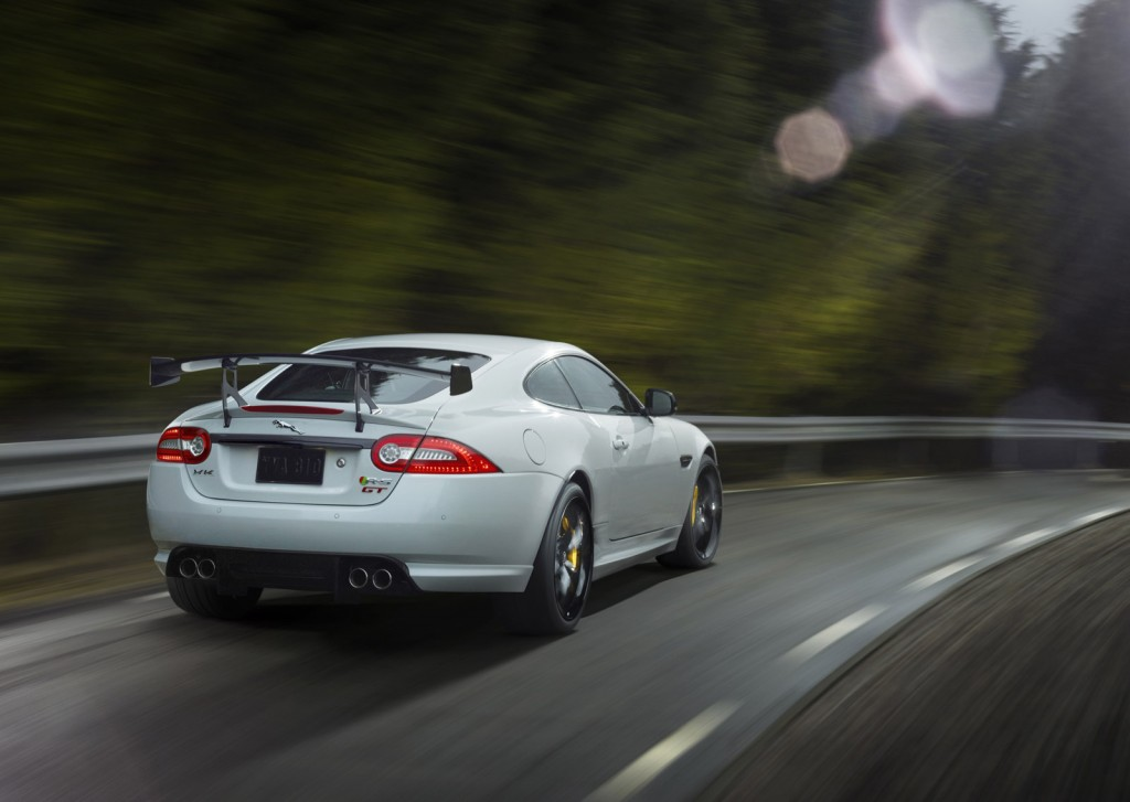 2014 Jaguar XKR-S GT: Track-Tuned For The Street