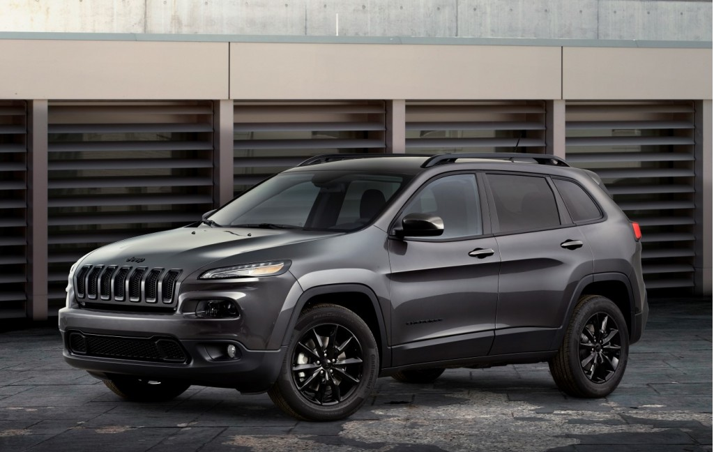 Jeep Launches Blacked Out Altitude Special Editions
