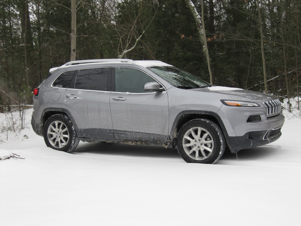 2014 jeep cherokee limited 4x4 catskill mountains ny jan 2014. Cars Review. Best American Auto & Cars Review