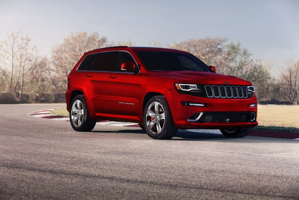 2014 jeep grand cherokee srt pricing leaked 62 995 and up. Black Bedroom Furniture Sets. Home Design Ideas