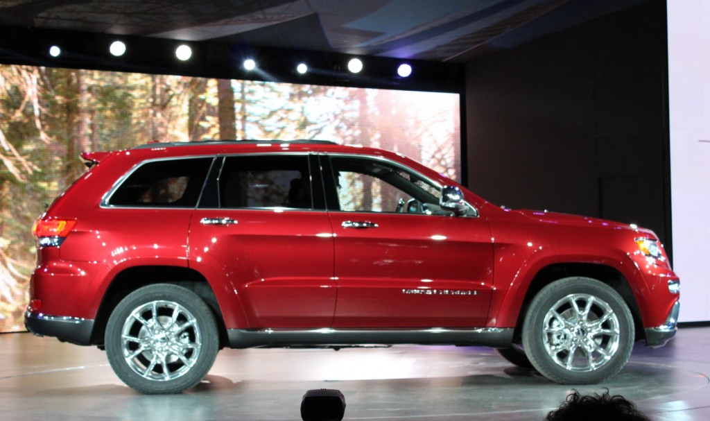 2014 jeep grand cherokee high mpg diesel eight speeds and a facelift. Cars Review. Best American Auto & Cars Review