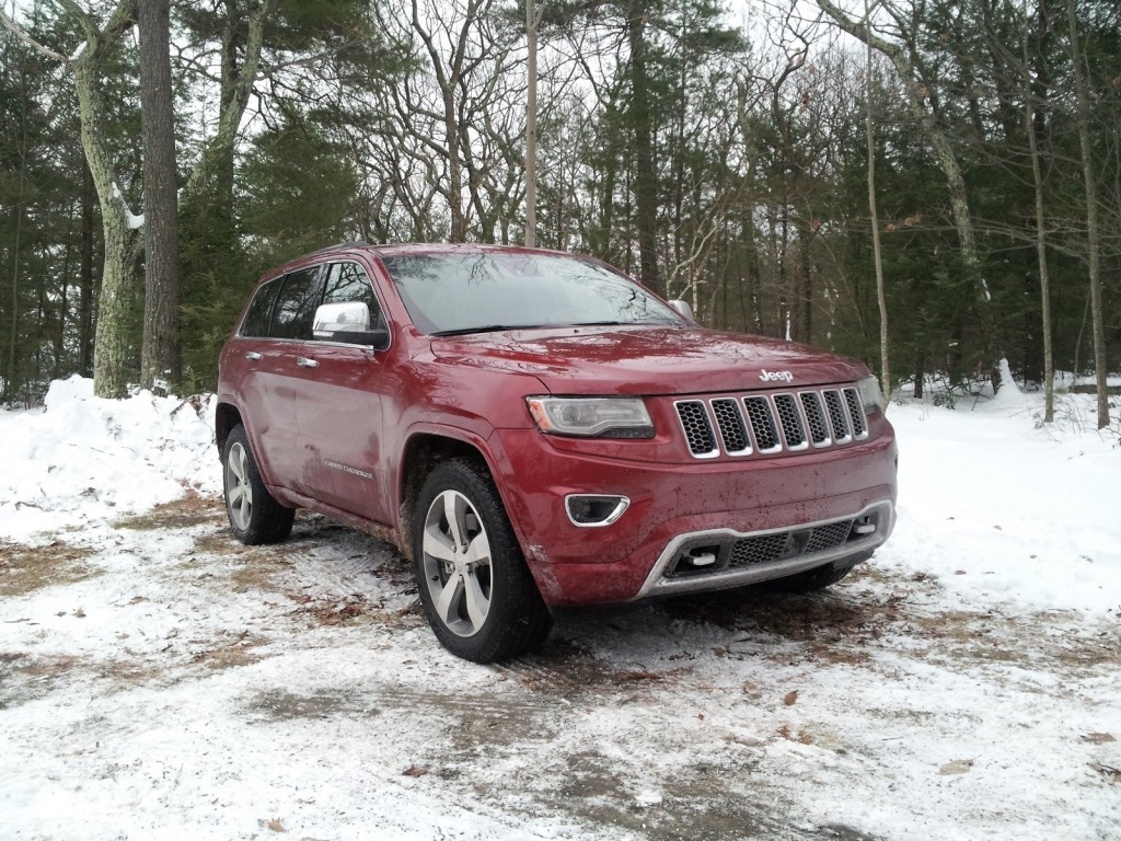 2014 jeep grand cherokee ecodiesel diesel suv fuel economy tested. Cars Review. Best American Auto & Cars Review