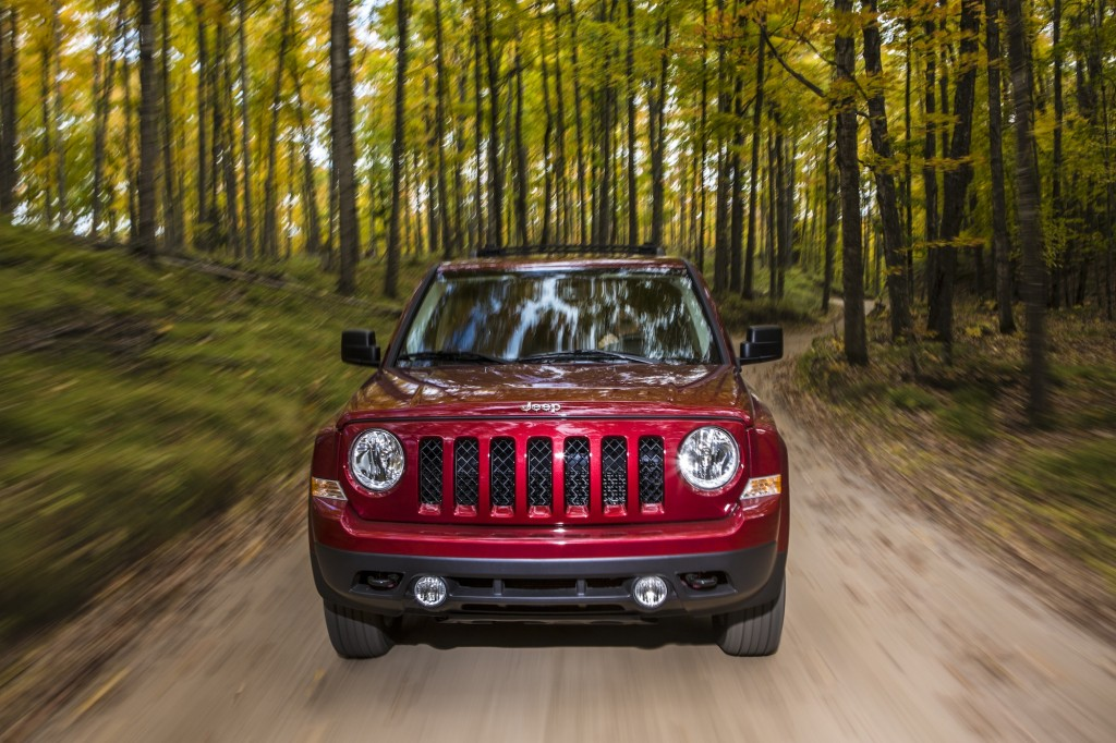 2014 Jeep Patriot Pics.