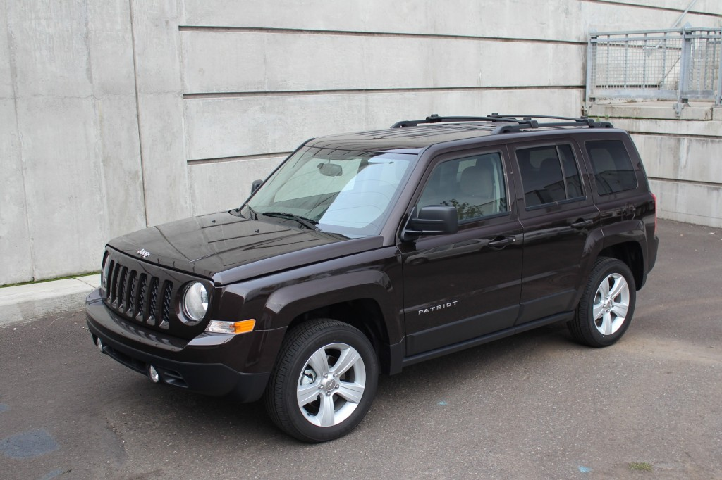 2014 Jeep Patriot Pictures Photos Gallery Motorauthority