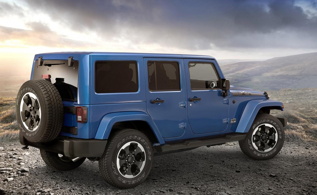 2014 jeep wrangler unlimited polar edition. Cars Review. Best American Auto & Cars Review