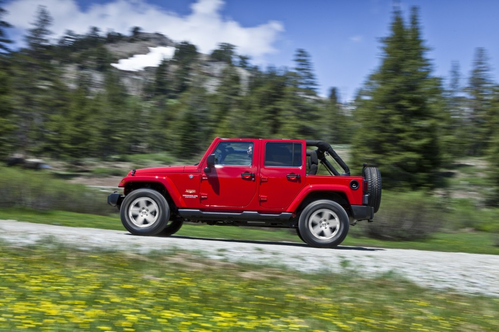 2014 Jeep Wrangler Pictures/Photos Gallery - The Car Connection