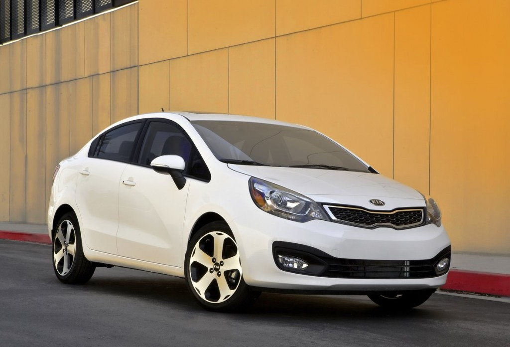 2014 Kia Rio Pictures Photos Gallery The Car Connection