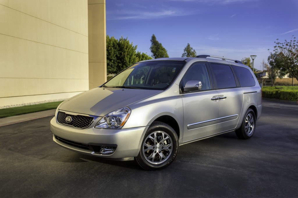 2014 Kia Sedona Pictures Photos Gallery Green Car Reports