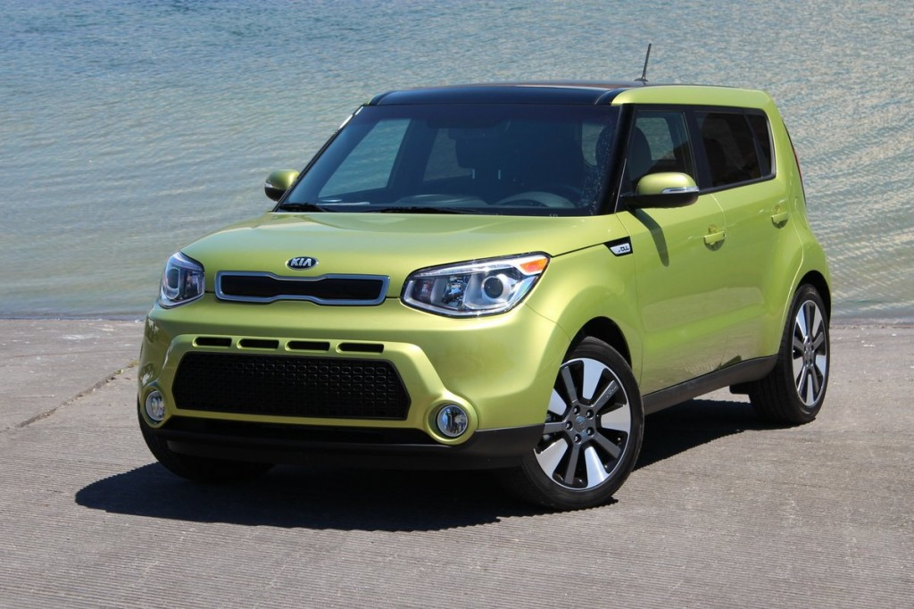 2014 kia soul first drive august 2013. Black Bedroom Furniture Sets. Home Design Ideas
