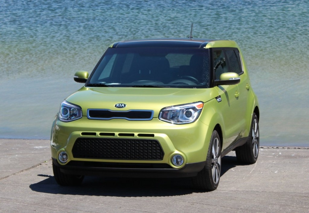 2014 kia soul first drive. Black Bedroom Furniture Sets. Home Design Ideas