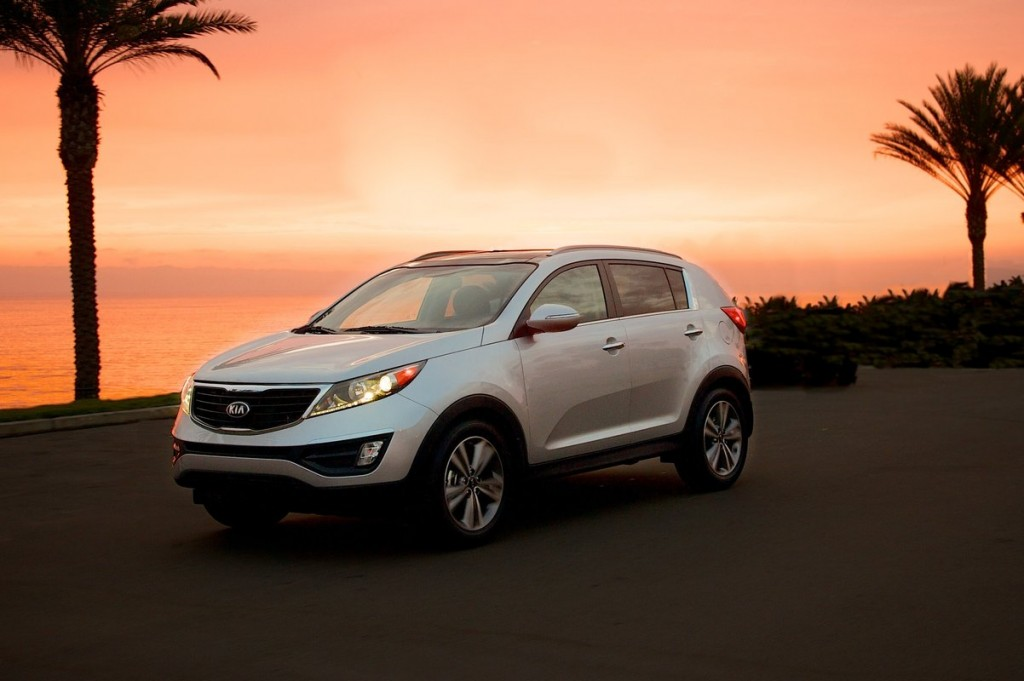 2014 Kia Sportage Pictures Photos Gallery The Car Connection