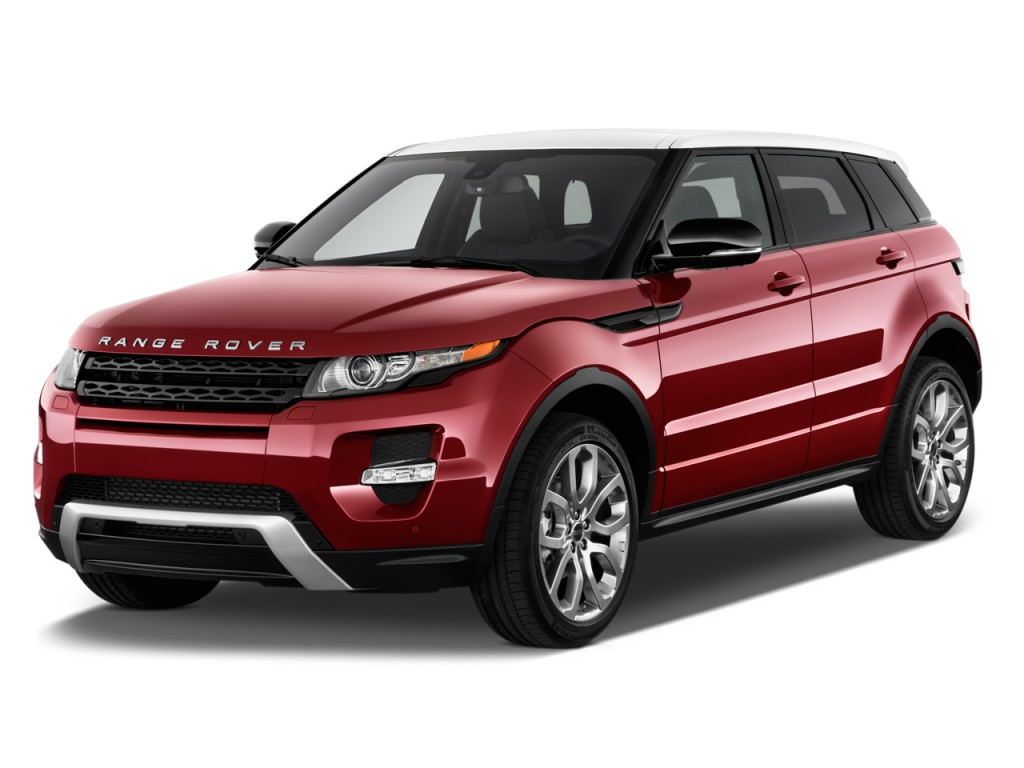 2014 Land Rover Range Rover Evoque Pictures Photos Gallery