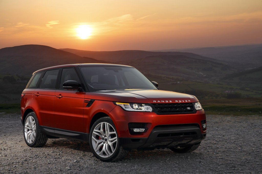 2014 land rover range rover sport pictures photos gallery the car connection. Black Bedroom Furniture Sets. Home Design Ideas