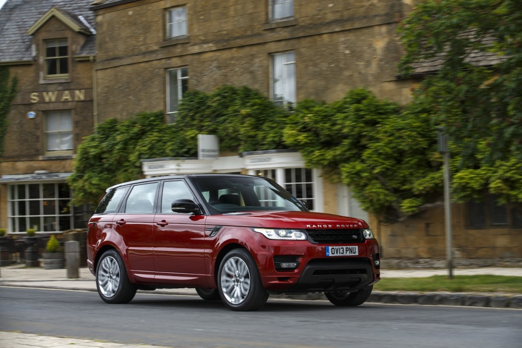 2014 Land Rover Range Rover Sport - Photo Gallery