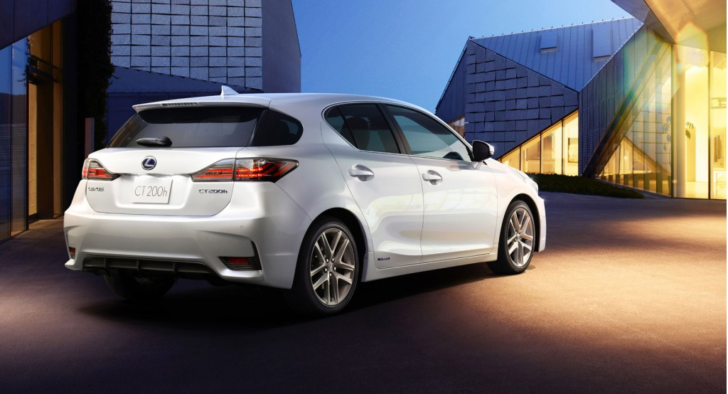 2014 Lexus Ct 200h Pictures Photos Gallery The Car
