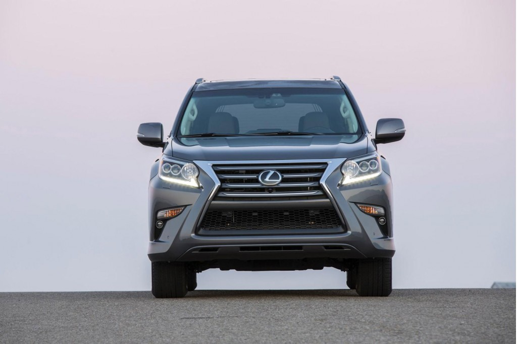 2014 lexus gx 460 pictures photos gallery green car reports. Black Bedroom Furniture Sets. Home Design Ideas