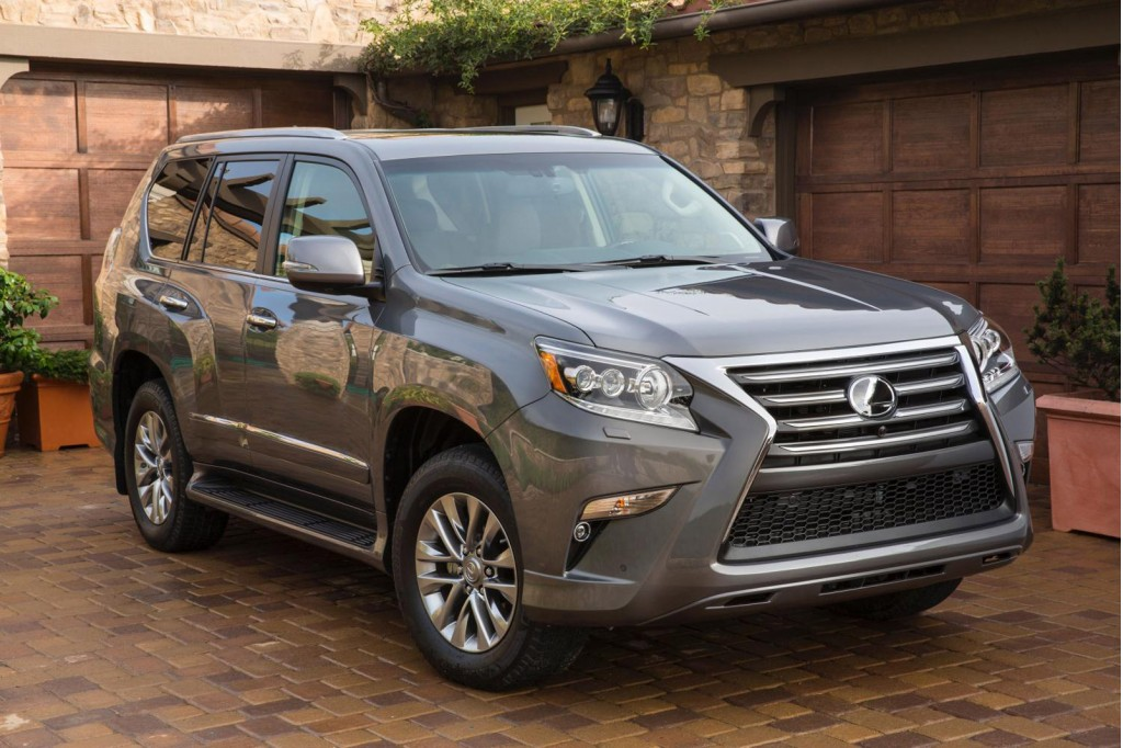 2014 lexus gx 460 revealed priced from 49 995. Black Bedroom Furniture Sets. Home Design Ideas