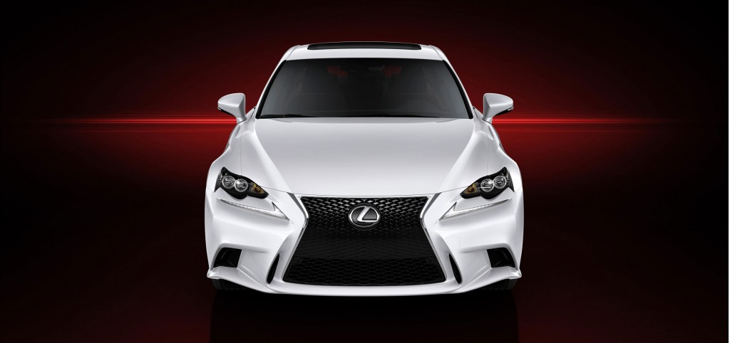 2014 lexus is images info revealed ahead of detroit debut. Black Bedroom Furniture Sets. Home Design Ideas