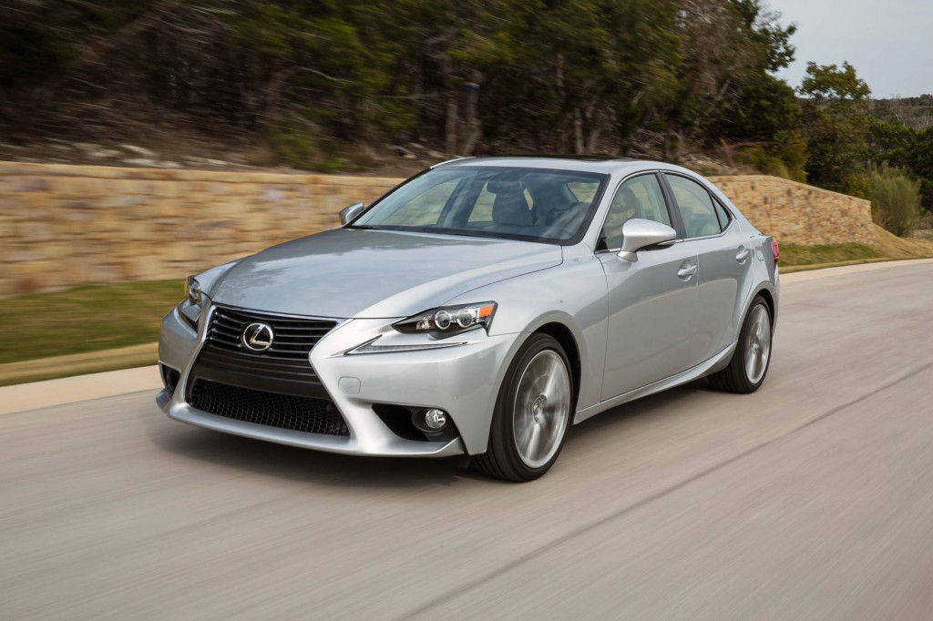 ouch consumer reports can 39 t recommend 2014 lexus is 250. Black Bedroom Furniture Sets. Home Design Ideas