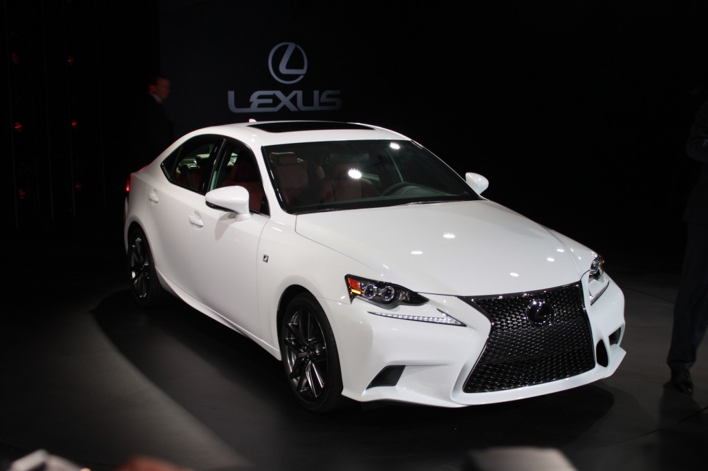 2014 lexus is video preview. Black Bedroom Furniture Sets. Home Design Ideas