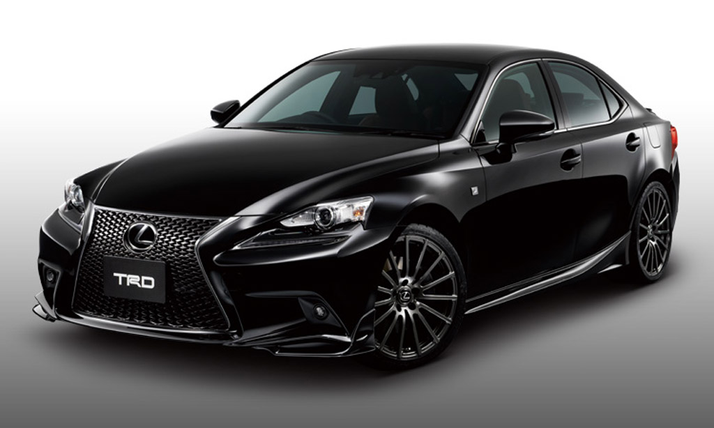 IS 2014 car - Color: Black  // Description: costly