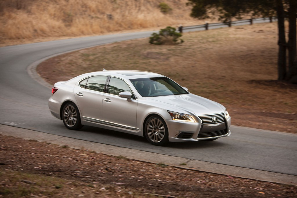 2014 lexus ls 460 pictures photos gallery the car connection. Black Bedroom Furniture Sets. Home Design Ideas