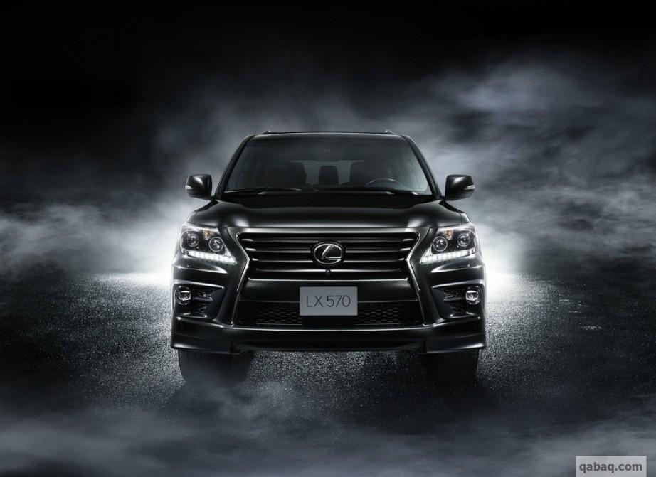 Supercharged lexus lx 570 launched in the middle east - Lx 570 supercharger ...