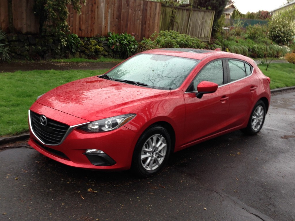 image 2014 mazda 3 i grand touring driven size 1024 x 768 type gif posted on may 14. Black Bedroom Furniture Sets. Home Design Ideas