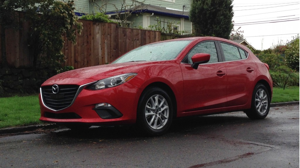 image 2014 mazda 3 i grand touring driven size 1024 x 575 type gif posted on may 14. Black Bedroom Furniture Sets. Home Design Ideas