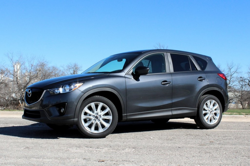 2014 Mazda CX-5: First Drive (Page 2)