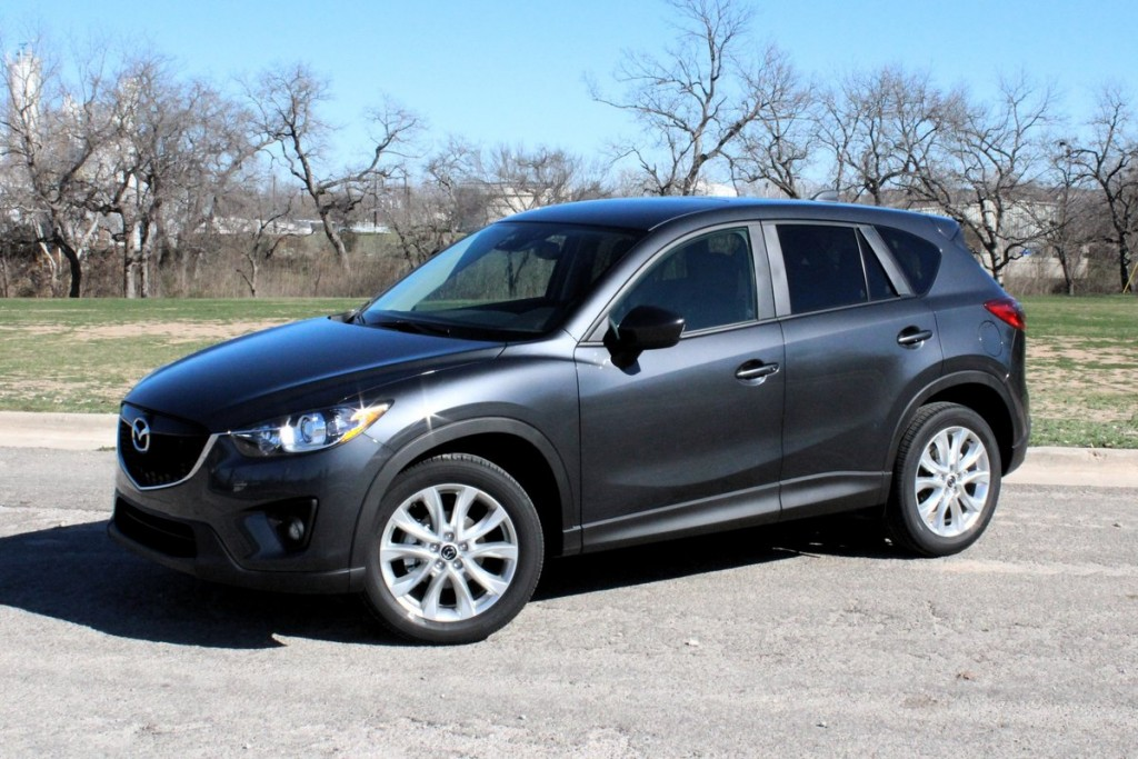 2014 mazda cx 5 pictures photos gallery green car reports. Black Bedroom Furniture Sets. Home Design Ideas