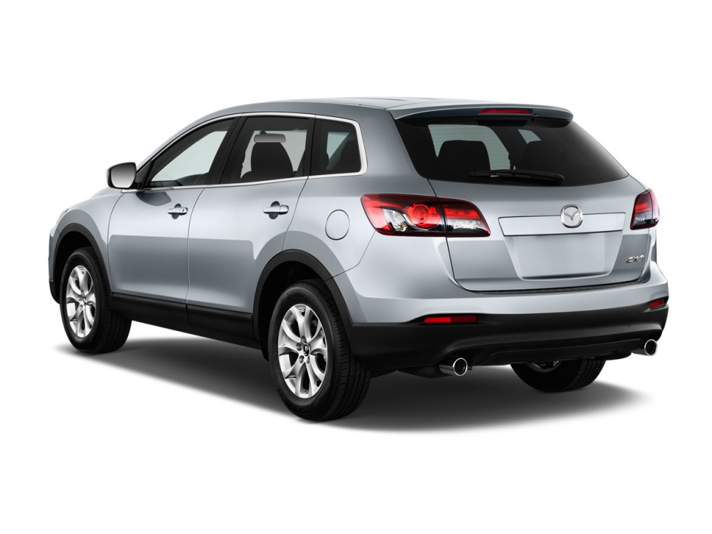 2014 mazda cx 9 pictures photos gallery motorauthority. Black Bedroom Furniture Sets. Home Design Ideas