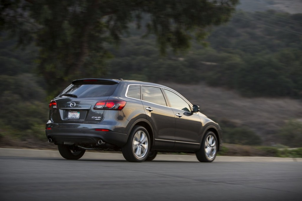2014 mazda cx 9 pictures photos gallery green car reports. Black Bedroom Furniture Sets. Home Design Ideas