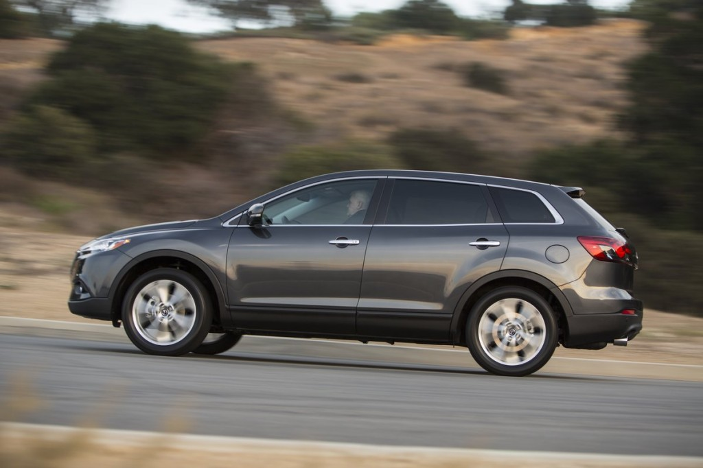 2014 Mazda Cx 9 Pictures Photos Gallery Motorauthority