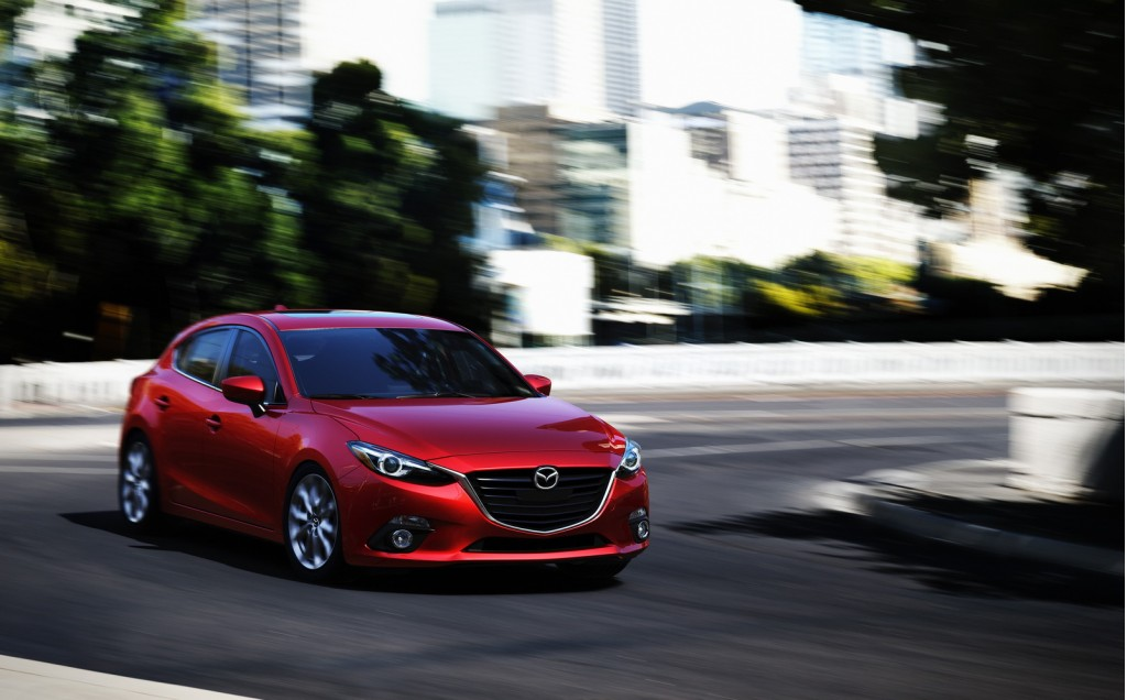 2014 Mazda 3 Launches: Two SkyActiv Engines, High MPG Expected