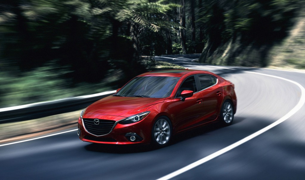 Mazda 3 - The Sedan With a Difference