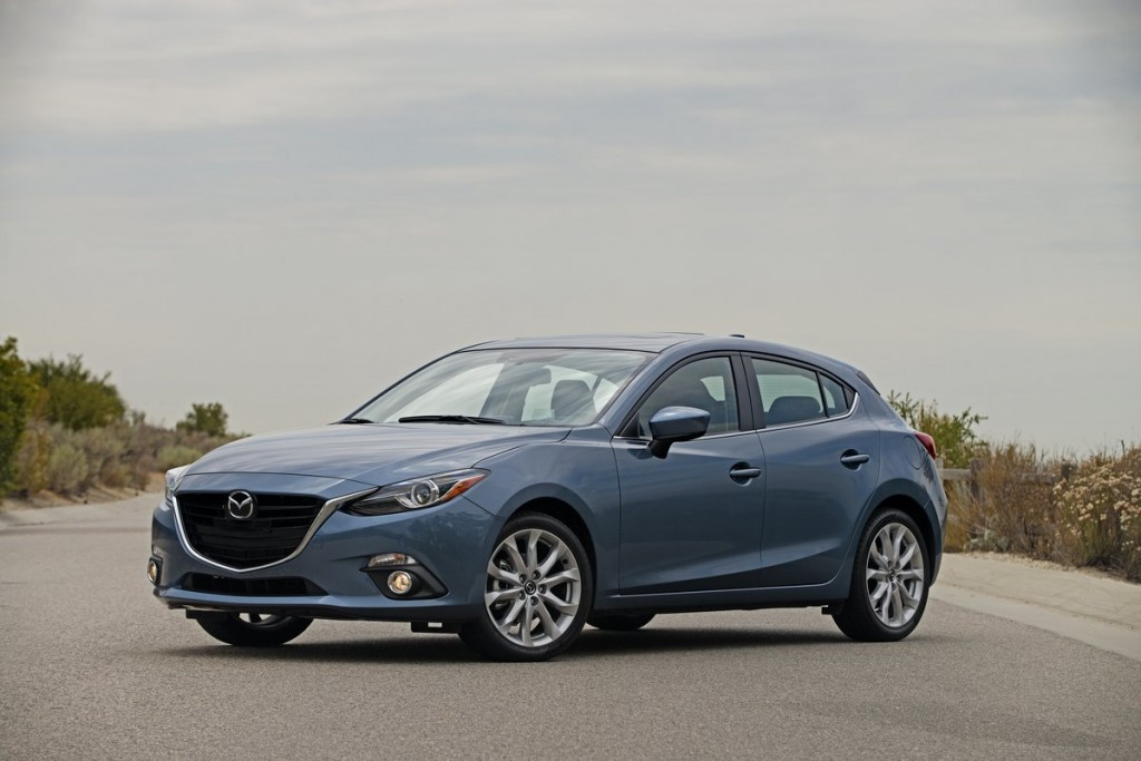 Green Car Reports Best Car To Buy Nominee 2014 Mazda 3