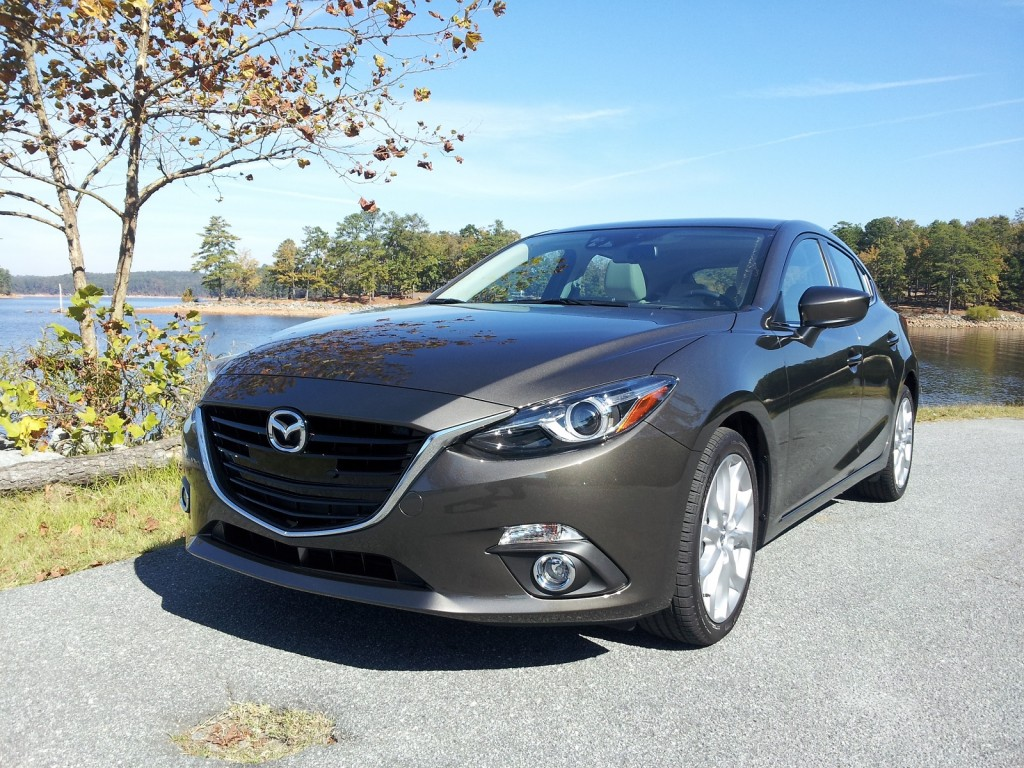 2014 Mazda 3  Test Drive  Atlanta Region  Oct 2013