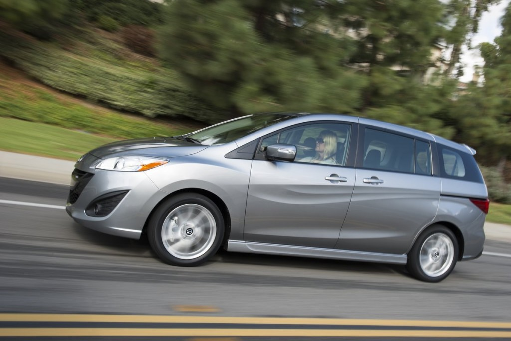 2014 Mazda Mazda5 Pictures Photos Gallery Motorauthority