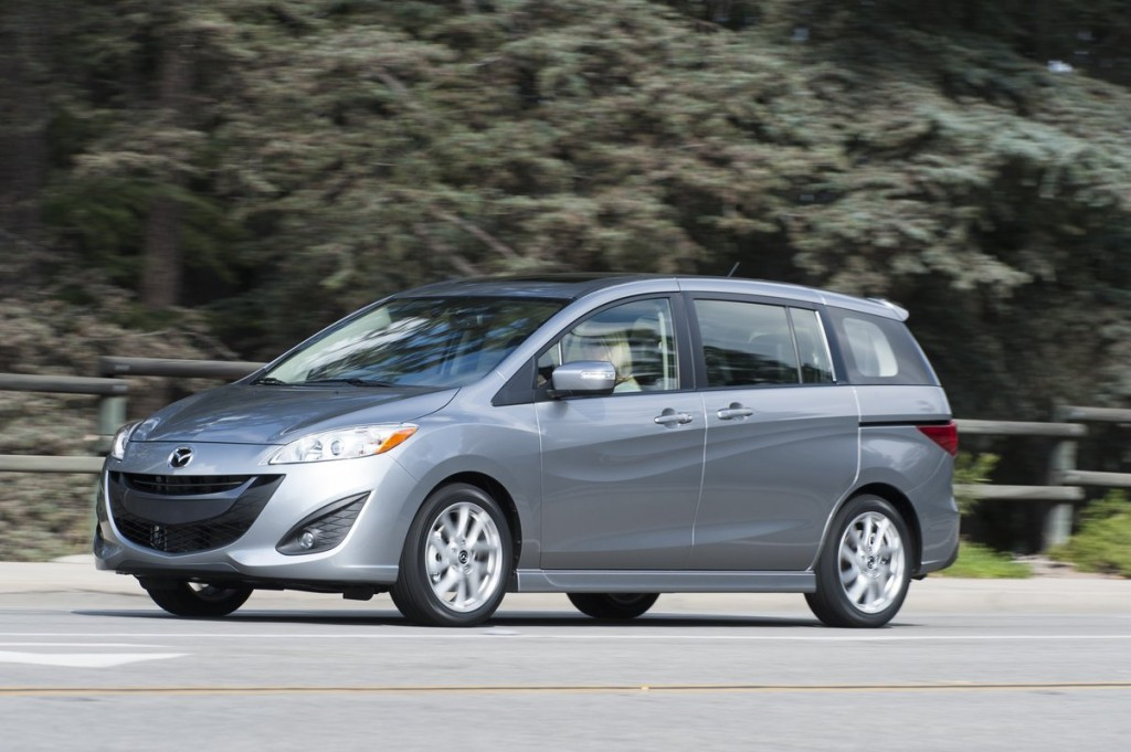 2014 mazda mazda5 pictures photos gallery green car reports. Black Bedroom Furniture Sets. Home Design Ideas
