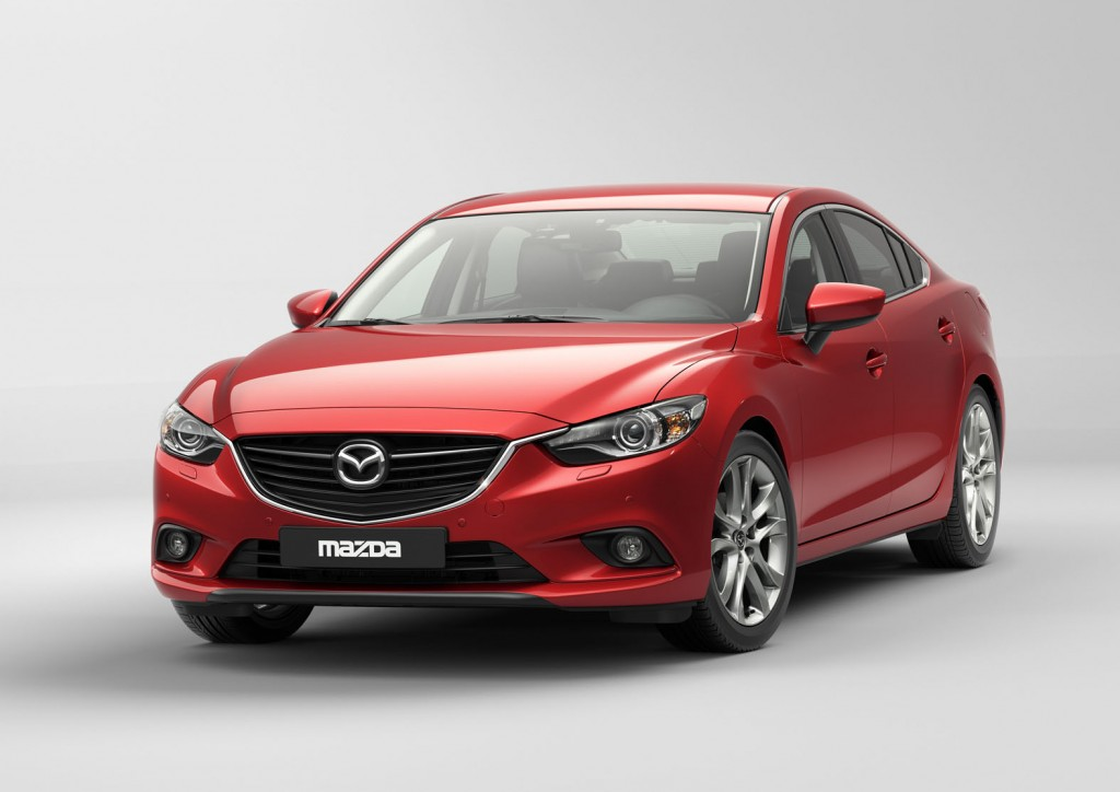 2014 mazda mazda6 pricing fuel economy revealed. Black Bedroom Furniture Sets. Home Design Ideas