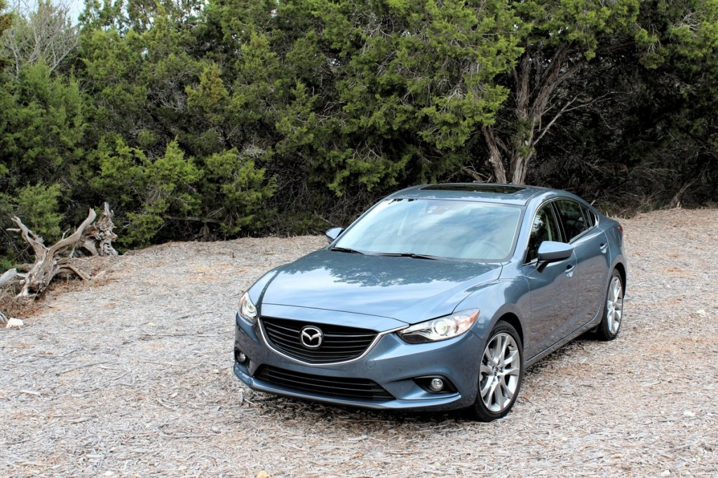 2014 mazda 6 first drive. Black Bedroom Furniture Sets. Home Design Ideas