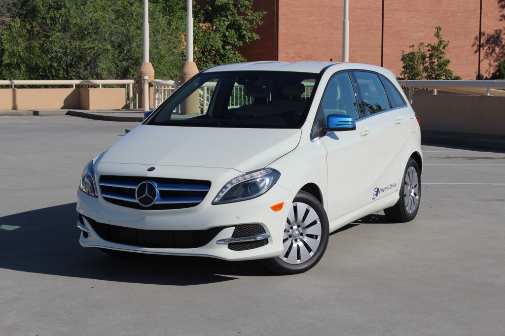2015 mercedes benz b class electric car configurator now live for Mercedes benz bclass
