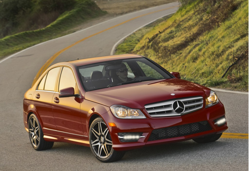 2014 mercedes benz c class pictures photos gallery the for Mercedes benz 2014 c class price