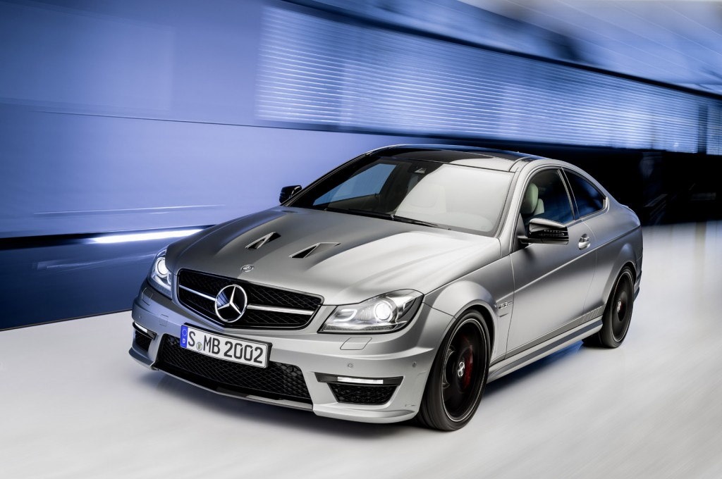 Mercedes benz launches more powerful c63 amg edition 507 for 2014 mercedes benz c63 amg edition 507 for sale