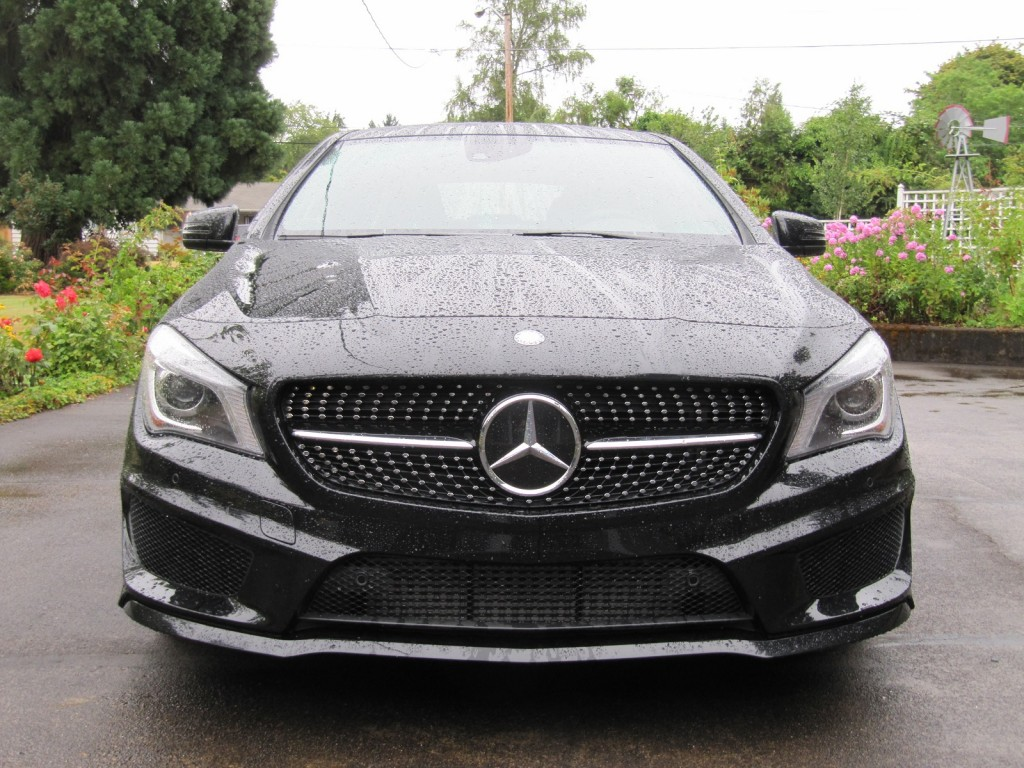2014 mercedes benz cla 250 gas mileage review of compact for Mercedes benz cla coupe 2014