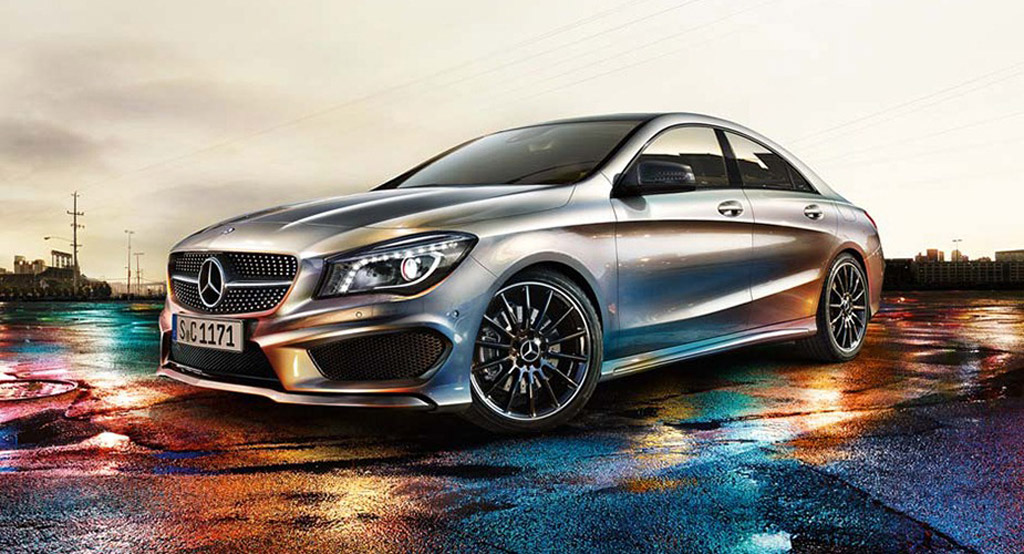 2014 mercedes benz cla class leaked for Mercedes benz cla 2014 price