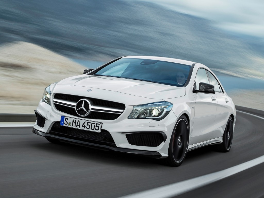 2014 mercedes benz cla45 amg leaked gallery for Mercedes benz com connect