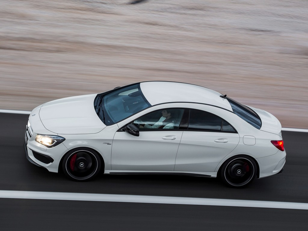 2014 mercedes benz cla45 amg leaked photos. Cars Review. Best American Auto & Cars Review