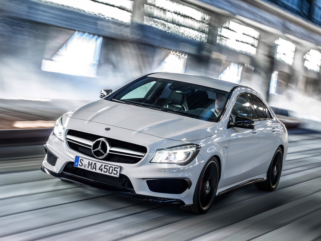 2014 mercedes benz cla45 amg leaked gallery for 2016 mercedes benz cla45 amg